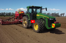 sowing video